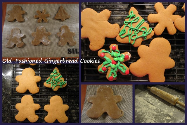 Recipe: Old-Fashioned Gingerbread Cookies   HIPLIP