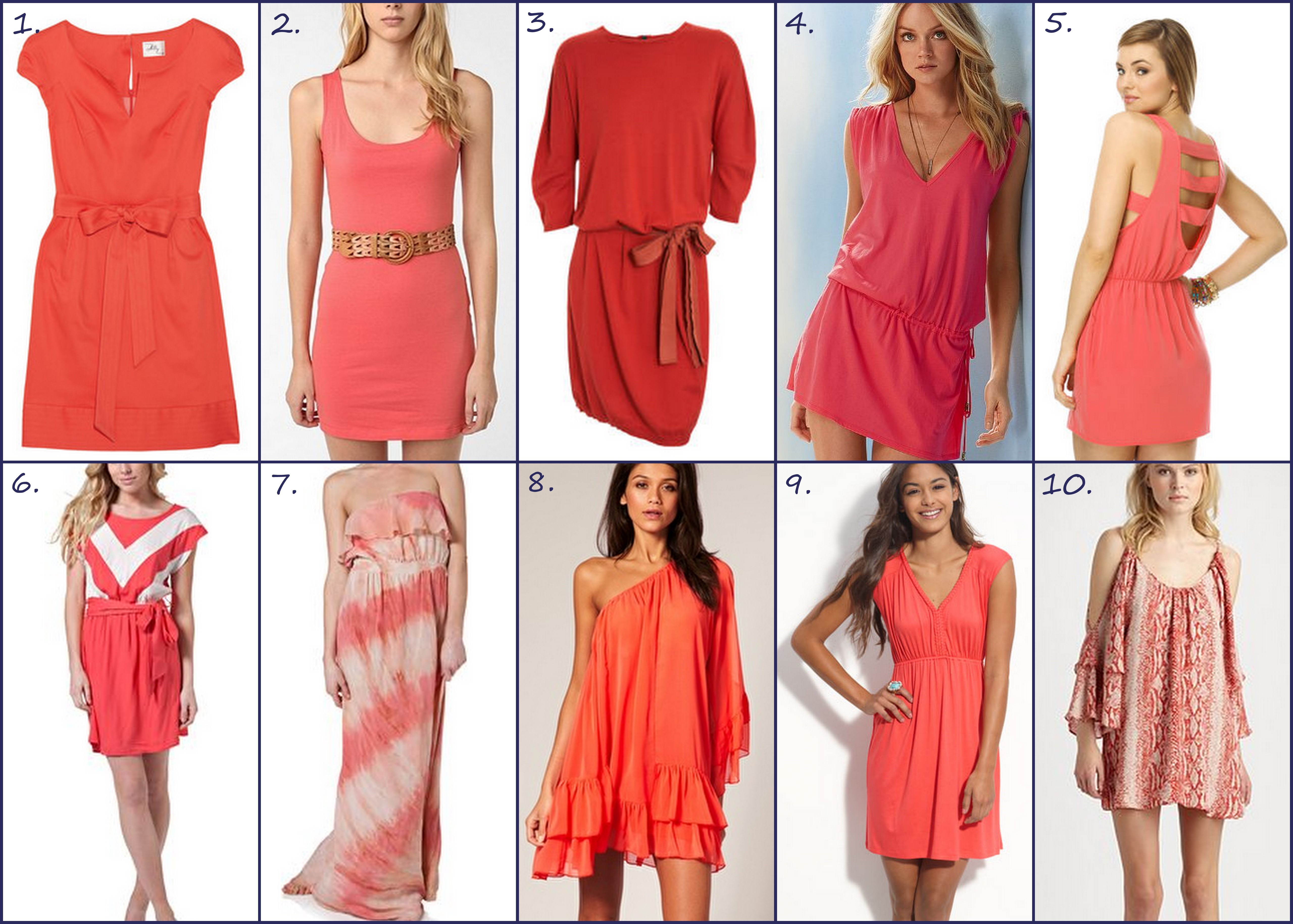 Casual Knit Summer Dresses | Dress images