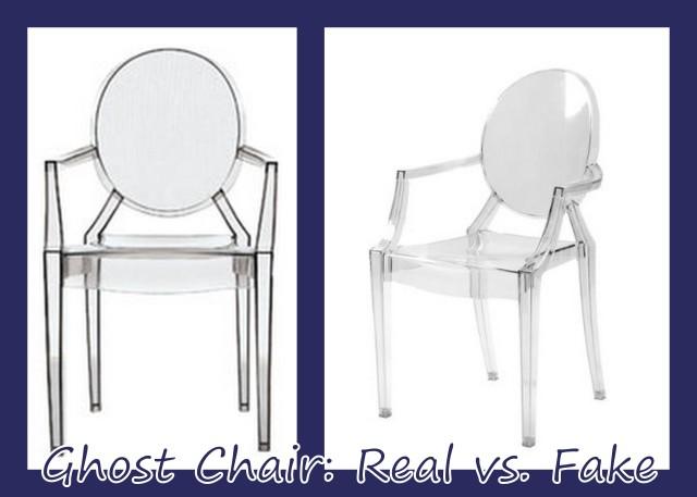 Ghost Chair Real Vs Fake Hiplip
