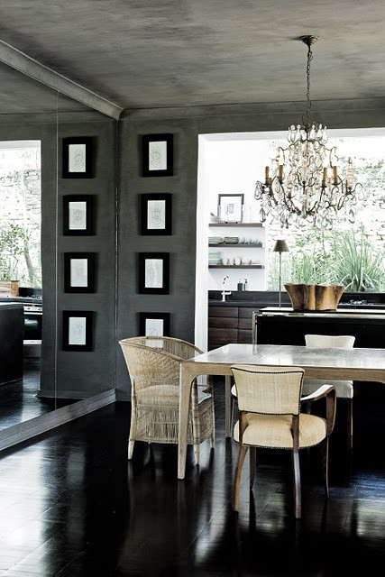 decor inspiration grey dining room hiplip
