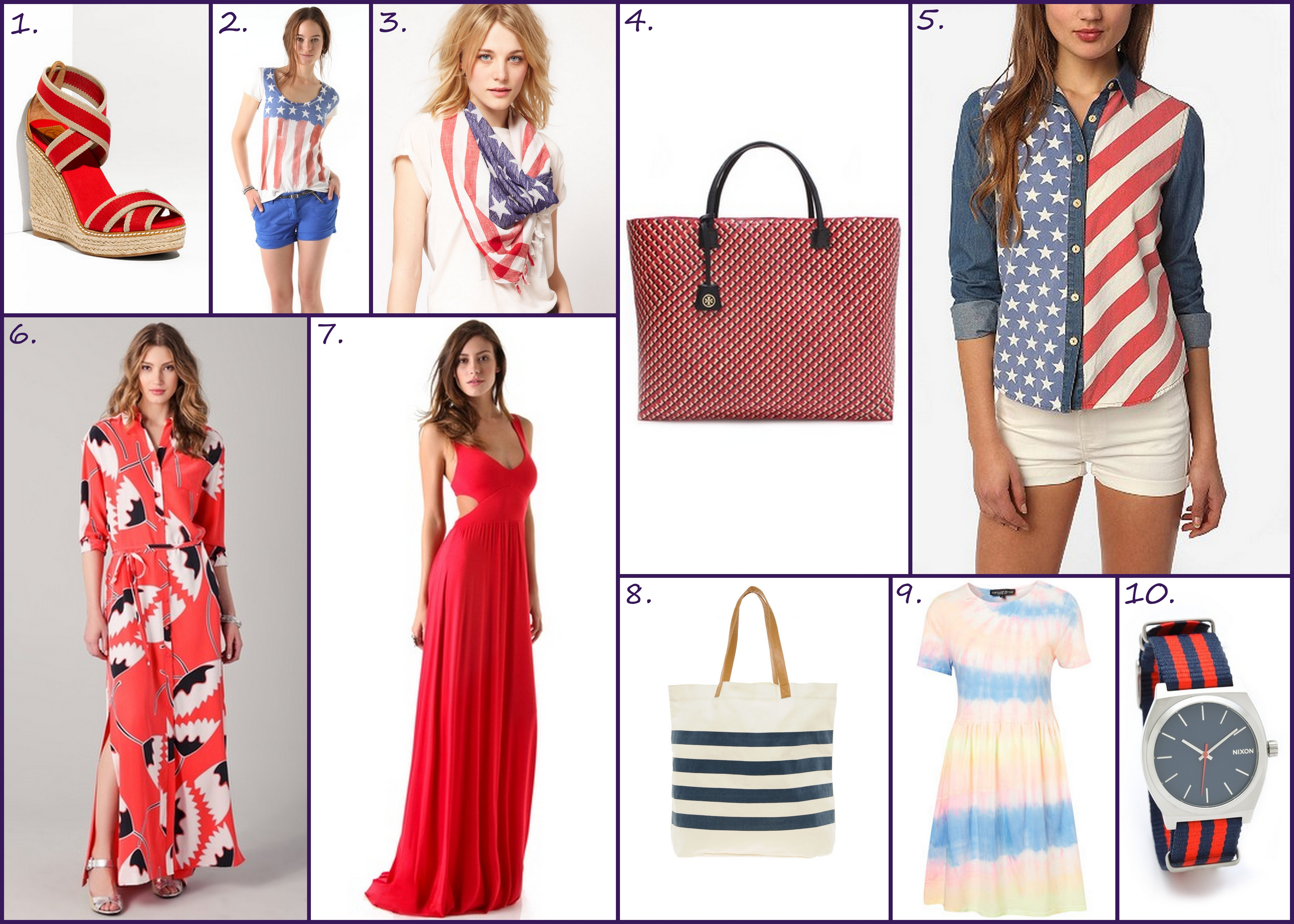 Shop Now: Red White & Blue | HIPLIP
