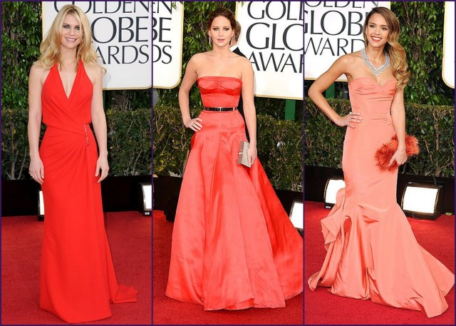 2013 Best Dressed Golden Globes