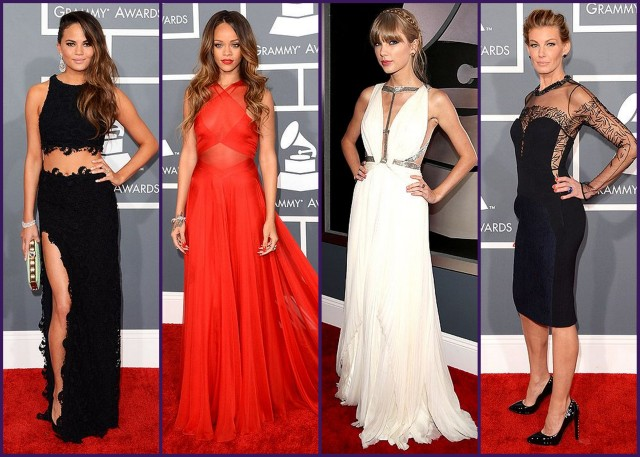 Best Dressed 2013 Grammys