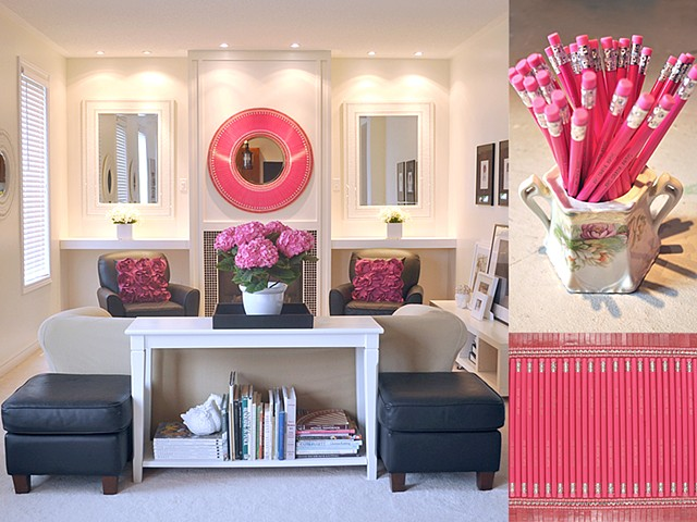 mirror 4 hot pink mirror