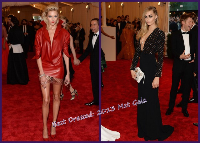 2013 Met Gala Best Dressed