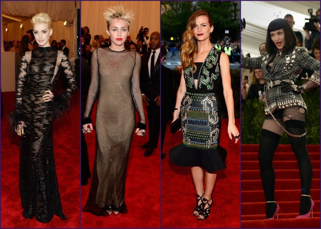 Best Dressed 2013 Met Gala